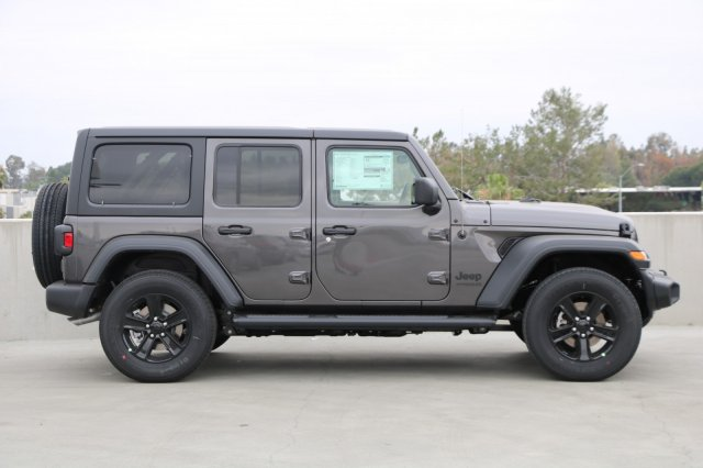 New 2019 JEEP Wrangler Sport Altitude